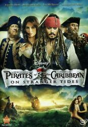 Pirates of the Caribbean: On Stranger Tides New DVD Ac 3 Dolby Digit $9.19