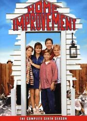 Home Improvement: The Complete Sixth Season [New DVD] $16.12