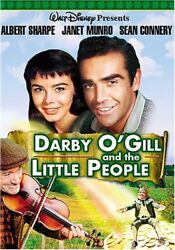 Darby O#x27;Gill and the Little People New DVD $14.27