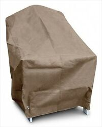 KoverRoos 32750 KoverRoos III Adirondack Chair Cover Taupe - 37 W x 40 D x 41 H