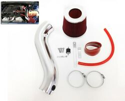 RED For 2005-2010 Chrysler 300 3.5 V6 Touring Limited Air Intake System + Filter $44.99