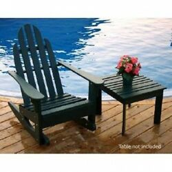 Prairie Leisure Aspen Adirondack Rocking Chair. Delivery is Free