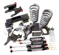 CROWN SUSPENSION C1500 1988-1998 LOWERING KIT 5