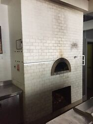 Gas wood pizza oven. Pavesi RPM