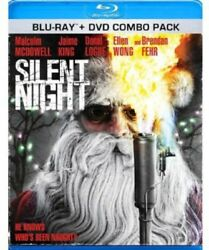 Silent Night New Blu ray With DVD $14.07