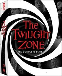 The Twilight Zone: The Complete Series New DVD Boxed Set Full Frame $44.00
