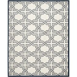 Safavieh Amherst Ivory Indoor Outdoor Rug - 8' x 10' Transitional