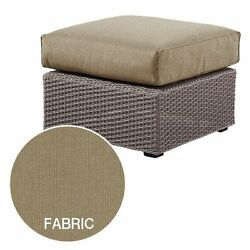 Emerald Home Furnishings Reims Sectional Ottoman New