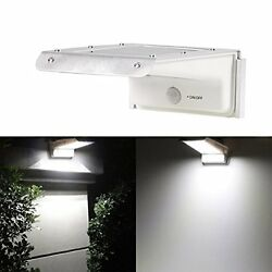 LED SopoTek 20 LED Bright Solar Powered Motion Sensor Light Outdoor Garden Patio