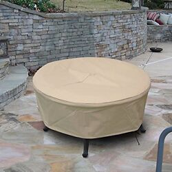 Hearth & Garden Large Fire Pit Cover New