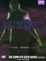 Doctor Who: The Complete Sixth Series DVD $6.96