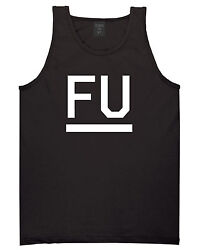 Kings Of NY FU University College Tank Top T Shirt