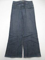 KUT FROM THE KLOTH #P5215 Women's Size 10 Medium Wash Mid Rise Boot Cut Jeans