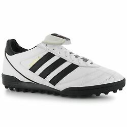 Adidas Kaiser Team Mens Astro Turf Artificial Grass Football Trainers Wht Soccer