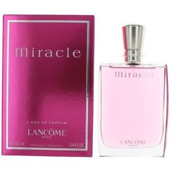 Miracle Perfume by Lancome 3.4 oz L#x27;EDP Spray for Women NEW $82.30