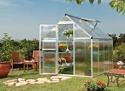 Patio Greenhouses For Sale Year Round Walk In Outdoor Garden Plant Home Lawn 48'