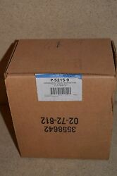 ^^ JOHNSON CONTROLS P-5215-9 DIFFERENTIAL PRESS TRANSMITTER 0 TO 2 INCH -NEW (E)