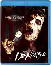 Night of the Demons 2 New Blu ray Rmst Widescreen $21.01
