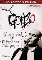 Gonzo: The Life and Work of Dr. Hunter S. Thompson [New DVD] $10.48