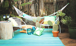 Outdoor Rug Recycled Plastic Soft Woven Reversible Camping RV Patio Deck Indoor