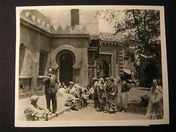 1932 Candid Will Rogers David Butler Business And Pleasure Keybook PHOTO 368N