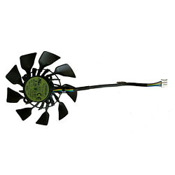 New 95mm 4Pin Single Fan Replacement for Asus GTX780 R9 280X 290 290X T129215SU $7.18