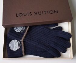 Louis Vuitton Runway Collection - Cashmere Patch Gloves