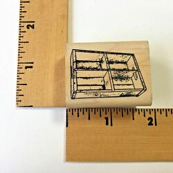 River City Rubber Works Small Crate 1719 G NEW $6.75