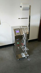 Back Seal Full- automatic Electronic Counting Liquid Packaging Machine