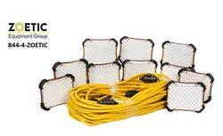 100-Ft. LED Outdoor Light Strings with Slide Lock Connection 182 SJTW