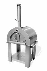 Thor HPO01SS Outdoor Grill Stainless Steel Wood Fired Pizza oven