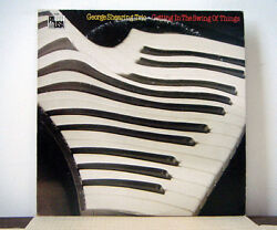 GEORGE SHEARING LP Getting in the swing of things 1981 Pausa jazz