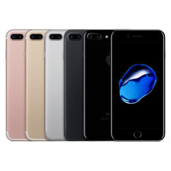 Apple iPhone 7 Plus 32128256GB GSM+CDMA Unlocked AT&T Verizon T-Mobile