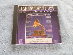 25 Years of Grammy Greats by Various Artists (CD Motown) $5.95
