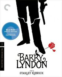 Barry Lyndon (Criterion Collection) [New Blu-ray] 4K Mastering Special Editio