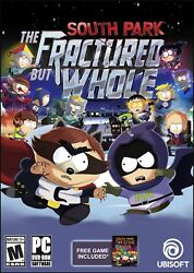 South Park: The Fractured but Whole PC Windows NEW $28.17