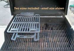 Outdoor Cooking Grilling Grate Adjustable Height Fire Place BBQ - local PICK UP