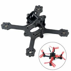 Makerfire 112mm Carbon Fiber Quadcopter Frame for Micro Racing Quadcopter Mic... $17.99