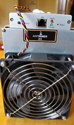 Bitmain Antminer D3 15Ghz DASH MinerOriginal Bitmain PSUWill Ship imminently $100.00