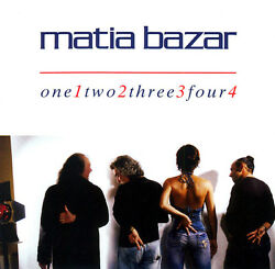 MATIA BAZAR ONE 1 TWO 2 THREE 3 FOUR 4 VOL.1 CD in Jewel Case Album New Sealed
