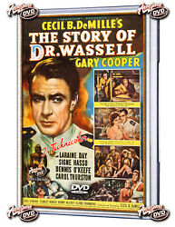 The Story of Doctor Dr. Wassell Gary Cooper Cecil B. DeMille-FREE SHIPPING  $17.95