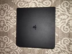Sony PlayStation 4 PS4 1TB 500GB Console Only