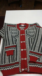 Norwear Pure Wool Made In Iceland L (Large) Women's Sweater - USED