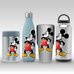 Mickey Mouse Disney Decal Sticker for Yeti RTIC Bottle Hydro Flask Tumbler Mug