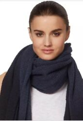 NEW! 360 Skull Cashmere Scarf Shawl Wrap and Glove Set NWT