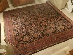 Karastan 100% Wool Rug 12' by 15' (BARELY USED - Woven in the USA)
