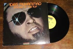 Idris Muhammad record album Boogie To The Top
