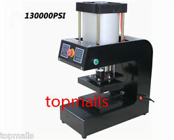 13000psi 10*15cm Pneumatic Auto Heat Press Transfer Machine