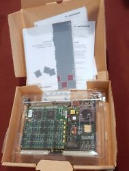 MOTOROLA MVME166-13A   **Rare-Brand New in box with Install Guide*