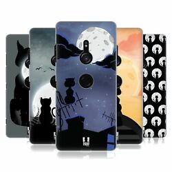 HEAD CASE DESIGNS CAT AND MOON HARD BACK CASE FOR SONY PHONES 1 $9.07